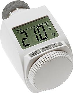 Thermostat radiateur Max Plus, blanc, 105936