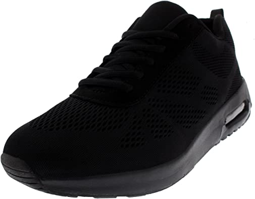 Get Fit Correr Burbuja de Aire Deportes Amortiguadores Ligeros Gimnasio Entrenadores para Caminar para Mujer: Amazon.es: Zapatos y complementos