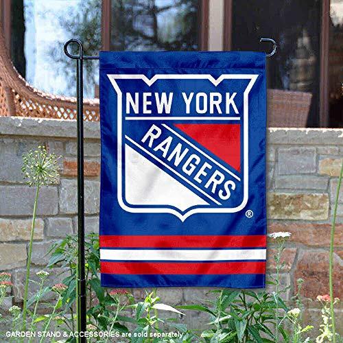 Wincraft New York Rangers Double Sided Garden Flag ()