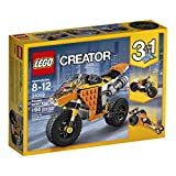 3 in 1 lego sets - LEGO Creator Sunset Street Bike 31059 Building Toy