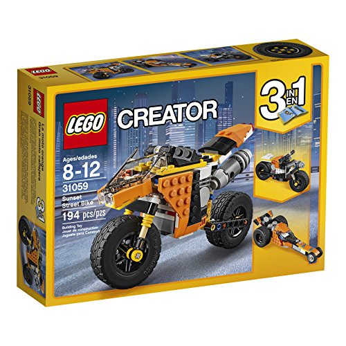 quad bike lego - 6