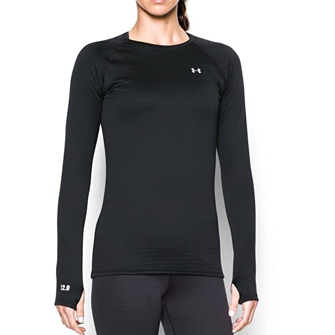 245c8d994 Amazon.com: Under Armour Women's Base 2.0 Crew: Sports & Outdoors