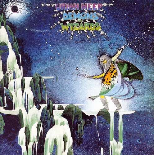 CD : Uriah Heep - Demons & Wizards (Bonus Tracks, Expanded Version, Deluxe Edition, Remastered, England - Import)