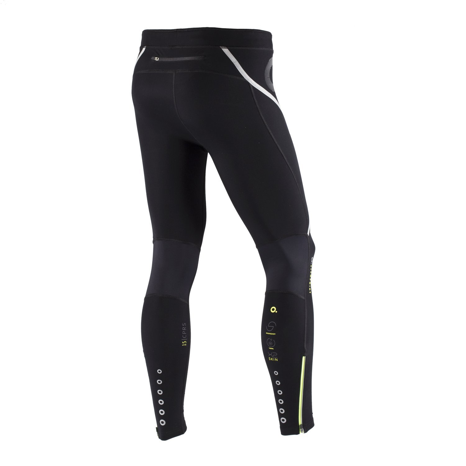 c5c536df26 Amazon.com: ZEROPOINT Men's Thermal Compression Tights 2.0: Sports &  Outdoors