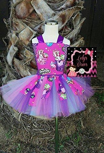 amazon com shopkins tutu dress shopkins tutu tutu dress