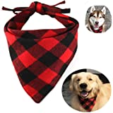 yamaso Dog Bandana Scarfs for Medium and Large Pet Dogs