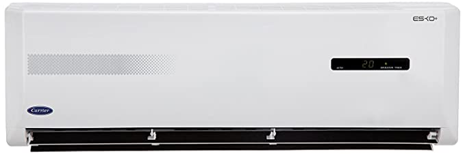 Carrier 1.5 Ton 1 Star (2018) Split AC with Cyclojet technology (Esko+, White)