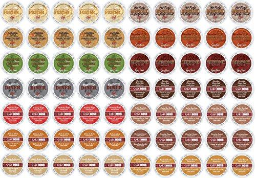 70 count Single Cups Keurig Brewers