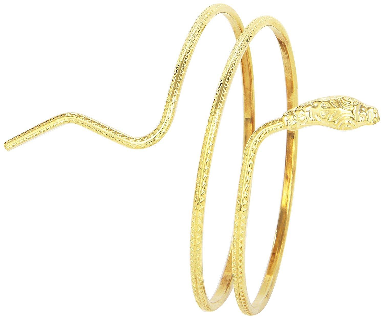 Smiffy's Cleopatra oro brazalete de serpientehttps://amzn.to/2OPZBT1
