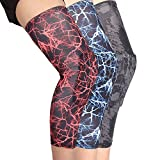 #10: Kids Adult Protective EVA Knee Pads, Anti-slip Basketball Football Elbow Guard Compression Leg Sleeve