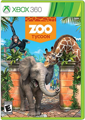 Zoo Tycoon - Xbox 360 by Microsoft