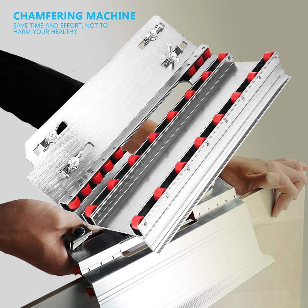 Sliver ZJchao Tile Tiling Chamfering Device 45 Degree Chamfering Machine Tile Cutting Machine Cutting Tool