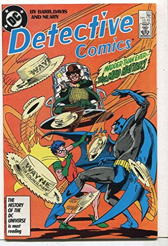 Detective Comics-Batman #573 NM The Mad Hatter DC Comics CBX16A