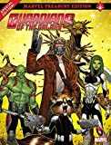 img - for Guardians of the Galaxy: All-New Marvel Treasury Edition book / textbook / text book