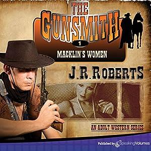 Macklin's Women Audiobook