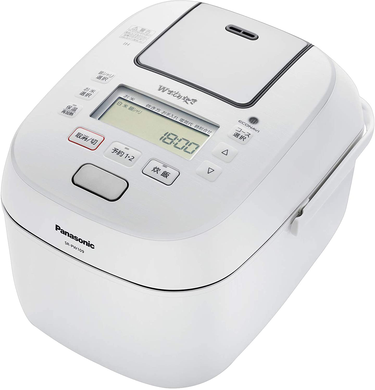 國際牌 壓力IH電子鍋 Panasonic SR-PW109