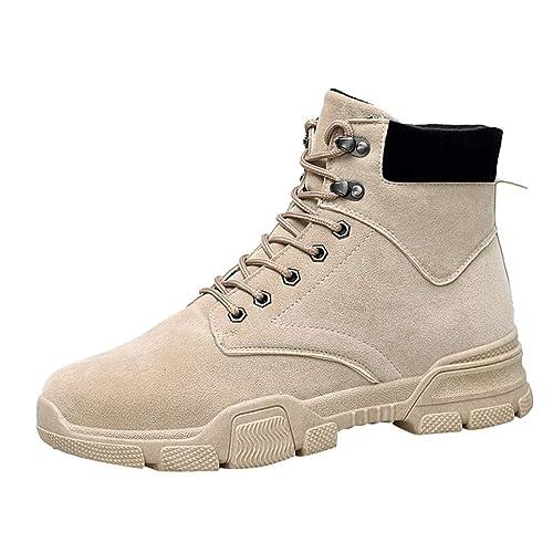 Bout Bottines Hommes Acier HUKKY de Sécurité Chaussures JcTFK1l