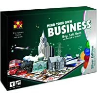 Toyztrend Toysbox Mind Your Own Business (Silver - Coin)