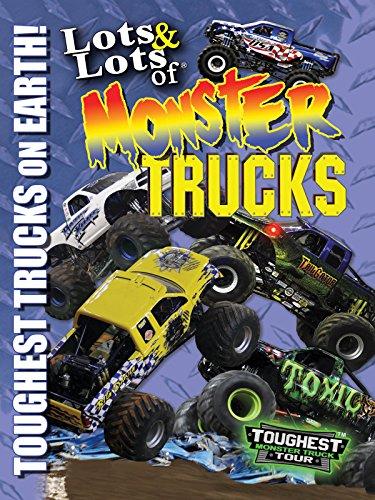 Famous Monsters Fans (Lots & Lots of Monster Trucks Vol 2 - Toughest Trucks on)