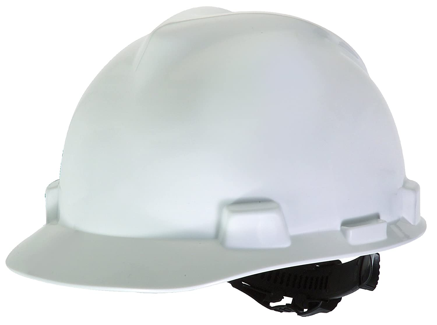 Safety Works 818066 Hard Hat, White