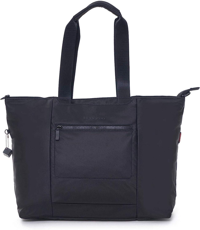Hedgren Swing Large Tote Bag, Removable Shoulder Strap, Rfid Shoulder Bag