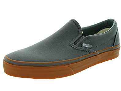 Unisex Classic Slip-on Skate Shoe