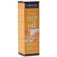 Cuccio Naturalé Milk & Honey Cuticle Revitalizing Oil - Lightweight Super-Penetrating - Nourish, Soothe & Moisturize…