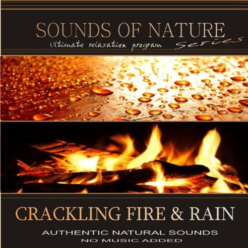 Amazon.com: Crackling Fire (Sounds of Nature): Relaxing Sounds of ...