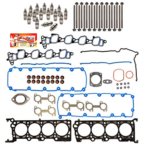 Lifter Replacement Kit fits 99-00 Ford Mustang GT 4.6 SOHC VIN X Head Gasket Set, Head Bolts, Lifters - Domestic Gaskets HSHBLF8-21201