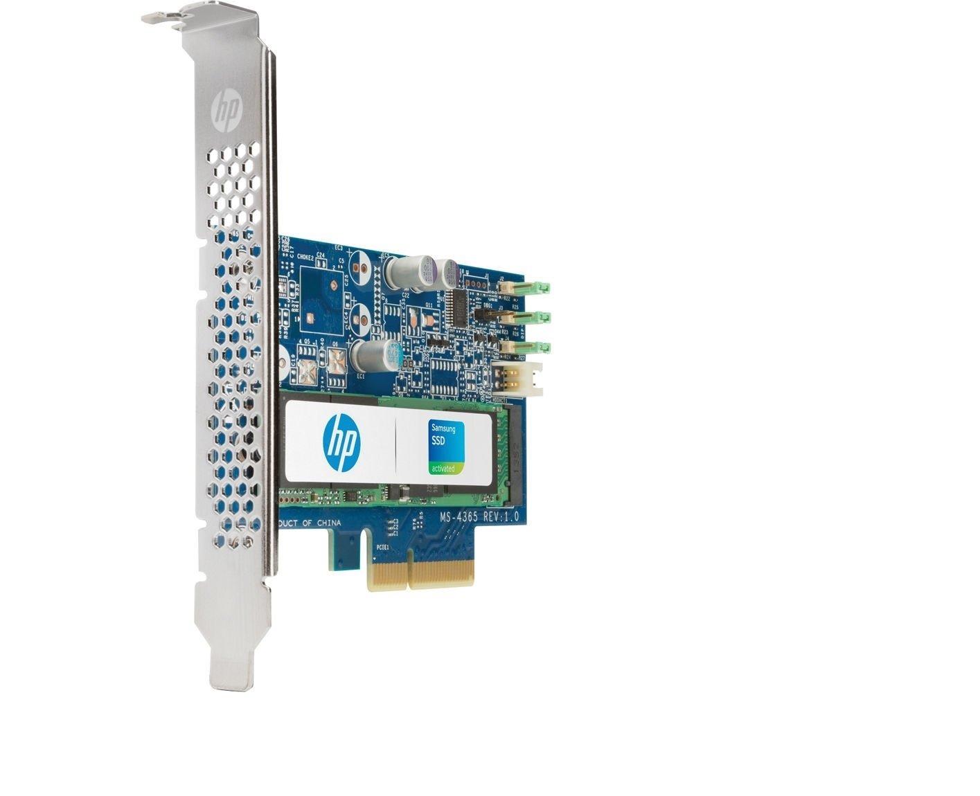 HP 512GB M.2 PCIe SATA-3 6Gb/s transfer speed SQ Solid State Drive (SSD) [PN: 759771-001]