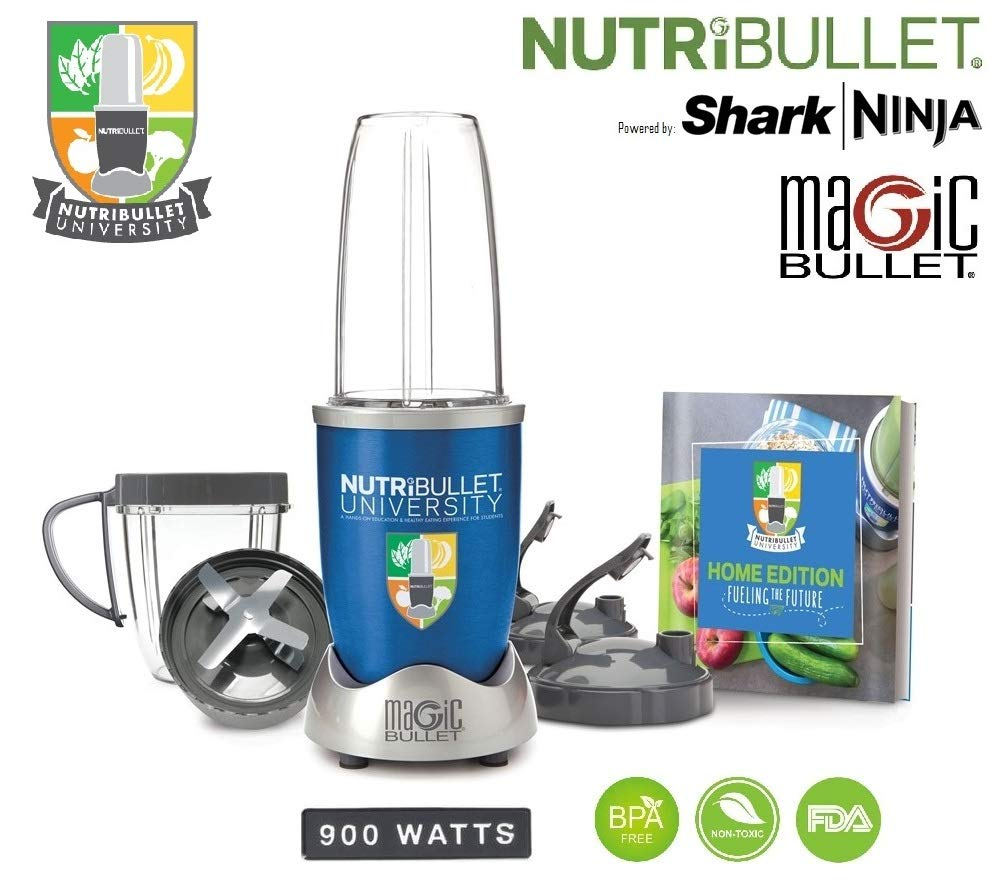 Magic Bullet NutriBullet (deluxe)