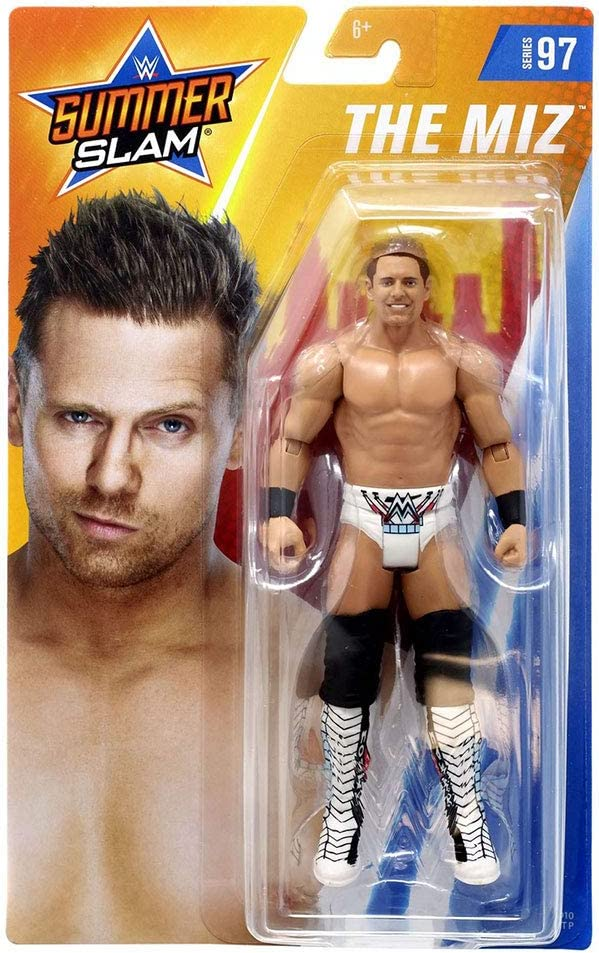 "Mattel WWE Basic 97 SUMMER SLAM série Bret /""Hitman/"" Hart Figure"