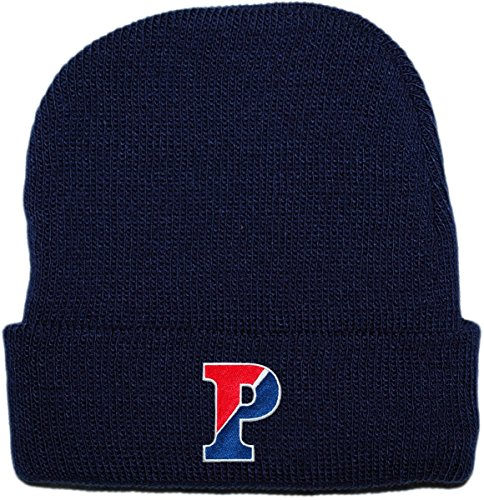 (Creative Knitwear University of Pennsylvania Split P Newborn Knit Cap)