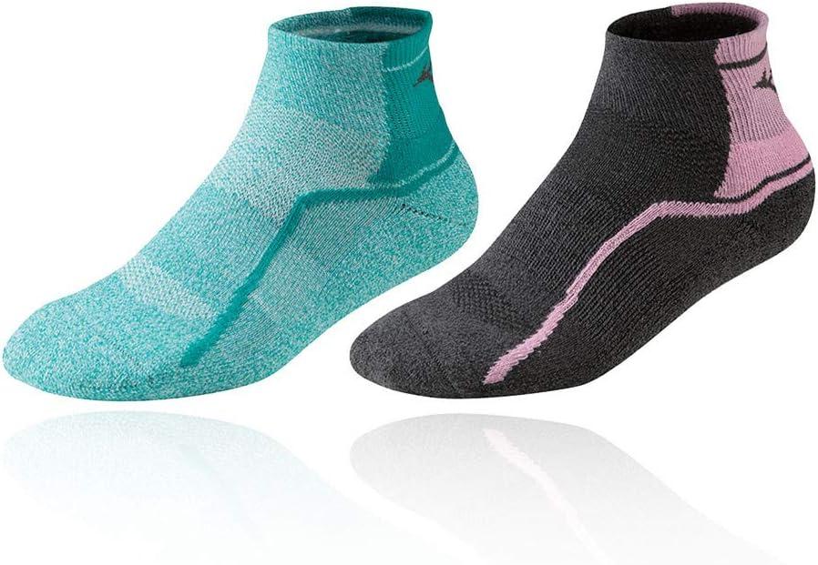 Mizuno Act Train Mid 2p Socks