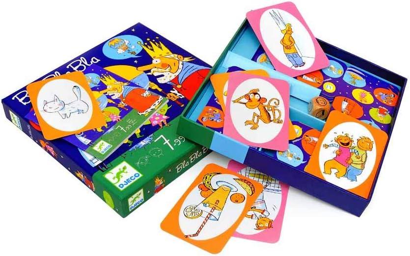 Djeco - Juego bla bla bla: Amazon.es: Juguetes y juegos