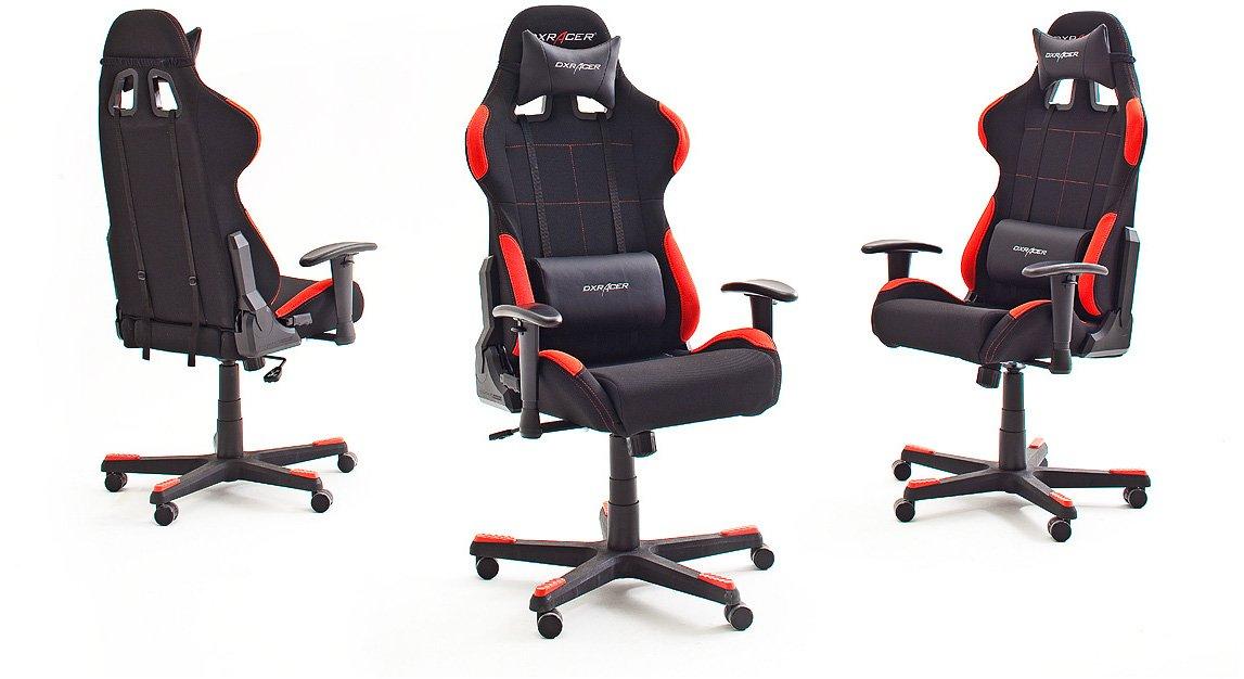 DX Racer1 im Büro