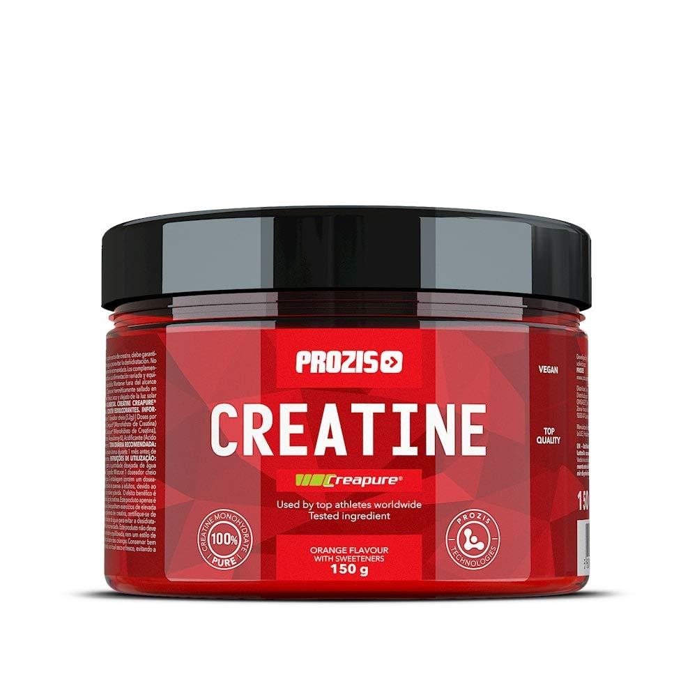 Prozis Creatine Creapure, Natural - 150 gr: Amazon.es: Salud y cuidado personal