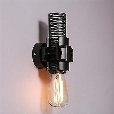 Zhas Applique Murale Applique Murale Lampe éclairage Industriel