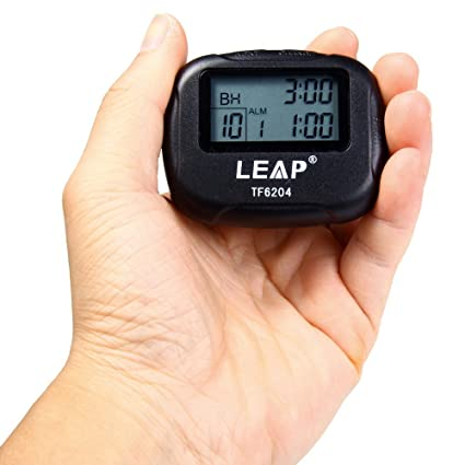 Amazon.com : Sports Utility Interval Timer Stopwatch for ...