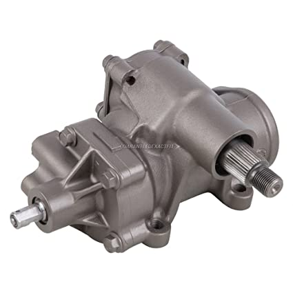 amazon com: remanufactured power steering gearbox for chevy gmc & cadillac  full-size suv - buyautoparts 82-00558r remanufactured: automotive