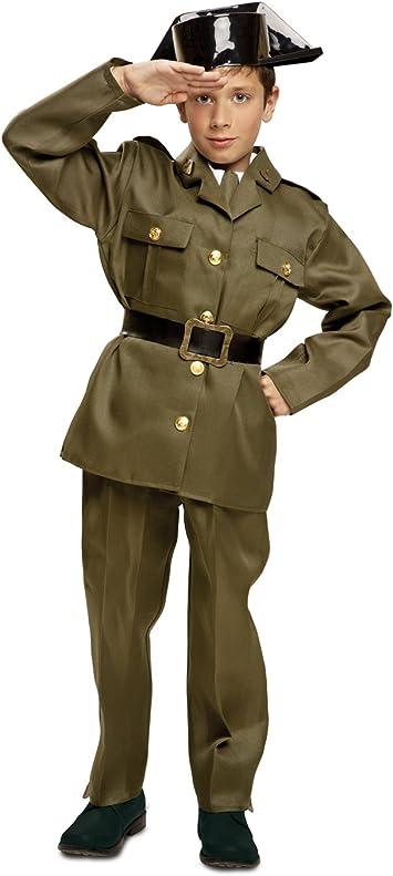 My Other Me Me - Disfraz de Guardia civil, talla 10-12 años ...
