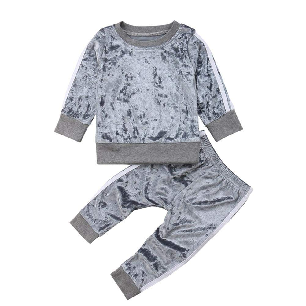 BLTR Women Long Sleeve 2 Piece Outfits Tracksuit Camo Print Tops and Pants Outfits