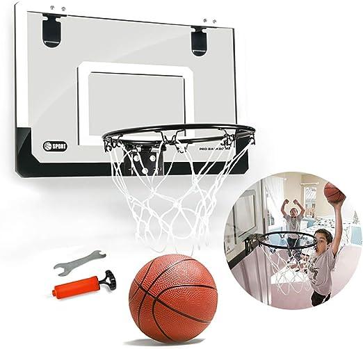 Mini Baloncesto aro con pelota interior juguete al aire libre Set ...