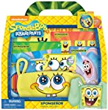 Megatoys Spongebob Squarepants Travel Gift Set