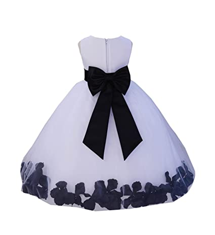 Review Wedding Pageant Flower Petals