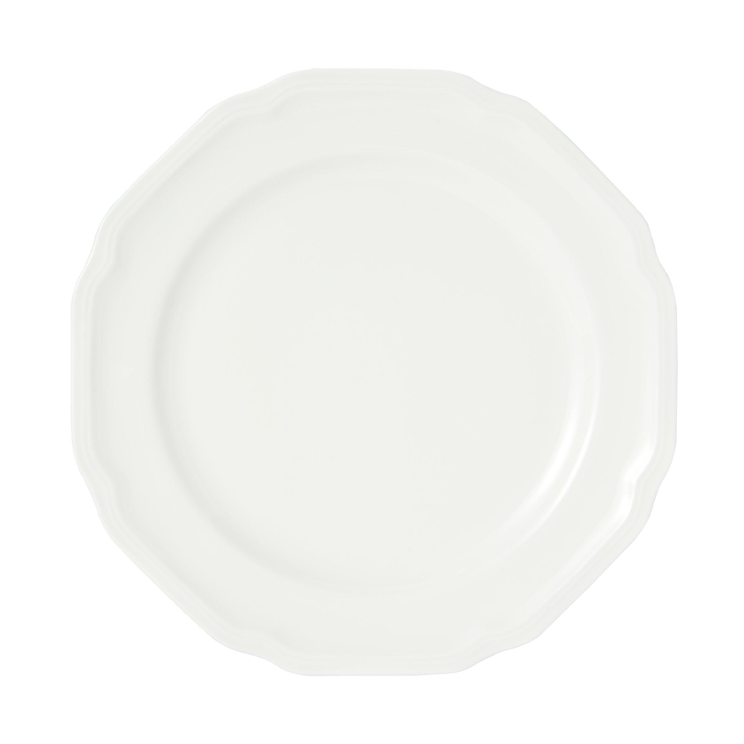 Mikasa Antique White 16-Piece Dinnerware Set, Service for 4 by Mikasa (Image #4)