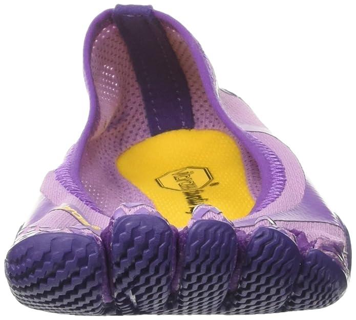 premium selection 8c170 21a67 Amazon.com   Vibram FiveFingers Womens Entrada Athletic Shoes, Purple-Violet,  38 M EU   Road Running