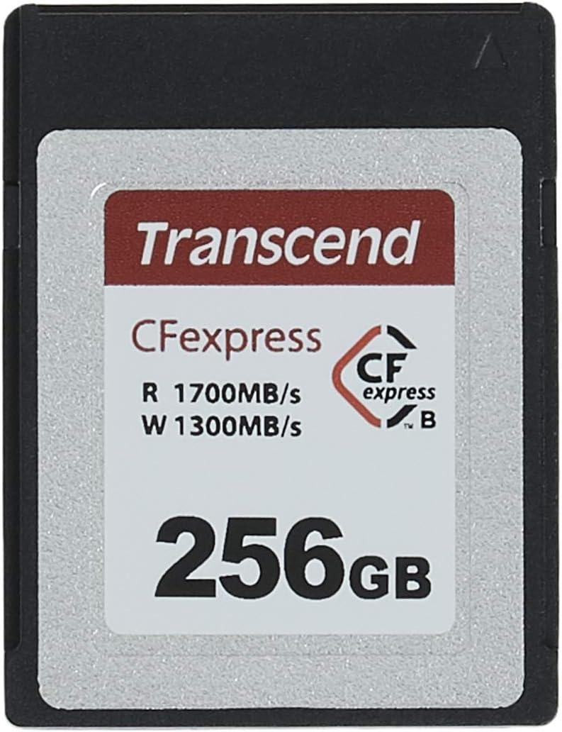 Transcend Cfexpress 820 Type B Speicherkarte Computer Zubehör