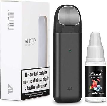 IJOY AI Vape Pod Cigarros Electronicos Kit de Inicio con Vape ...