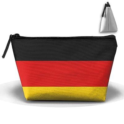 Chion Flag Of Germany Hand Bag Pouch Portable Storage Bag Clutch Handbag